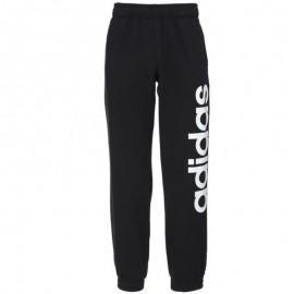 Pantalon Molleton Noir Homme Adidas