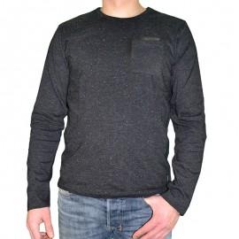 Tee-shirt Lima Noir Homme Crossby