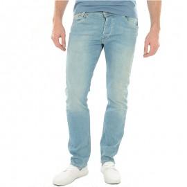 Jean Slim Spike Bleu Homme Pépé Jeans