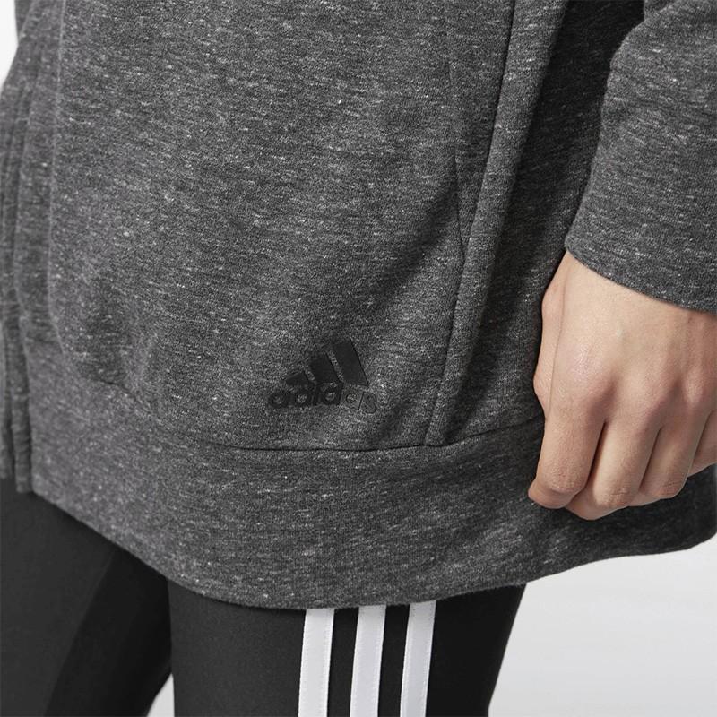 sweat femme long adidas