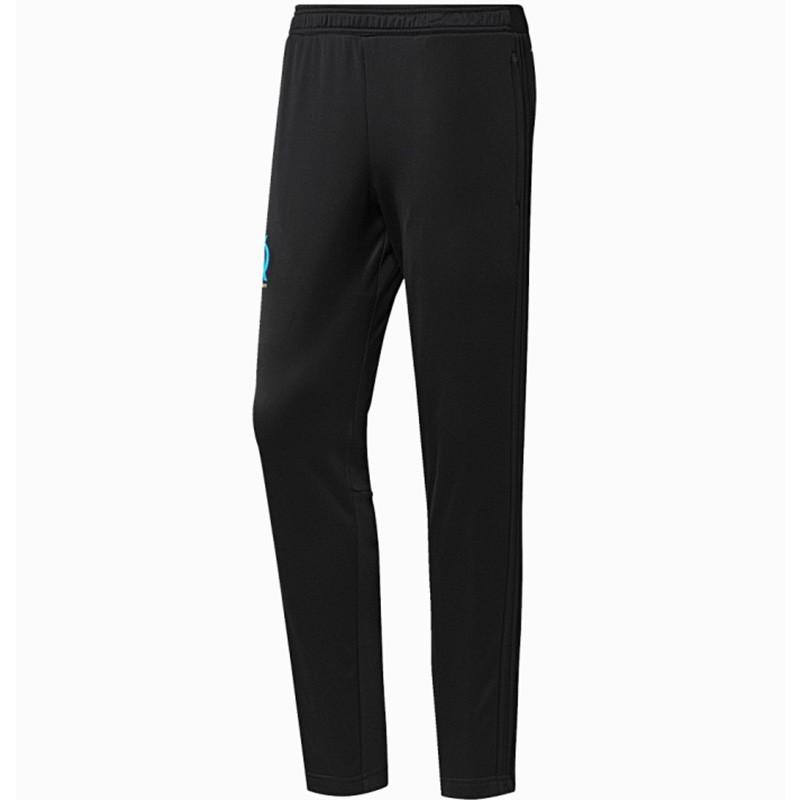 Pantalon Polaire OM Football Noir Homme Adidas