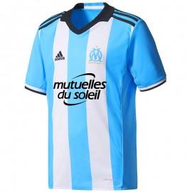 Maillot Olympique de Marseille Football Bleu Garçon Adidas