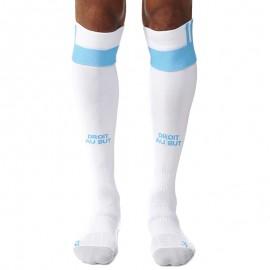 Chaussettes Olympique de Marseille Football Blanc Garçon/Homme Adidas