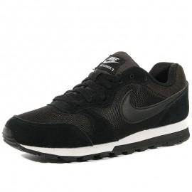Chaussures MD Runner 2 Noir Homme Garçon Nike