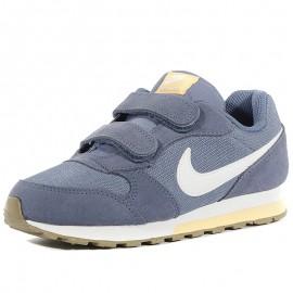 Chaussures MD Runner 2 Bleu Garçon Nike