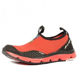 Chaussures S-Lab RX 3.0 Racing Rouge Trail Homme Femme Salomon