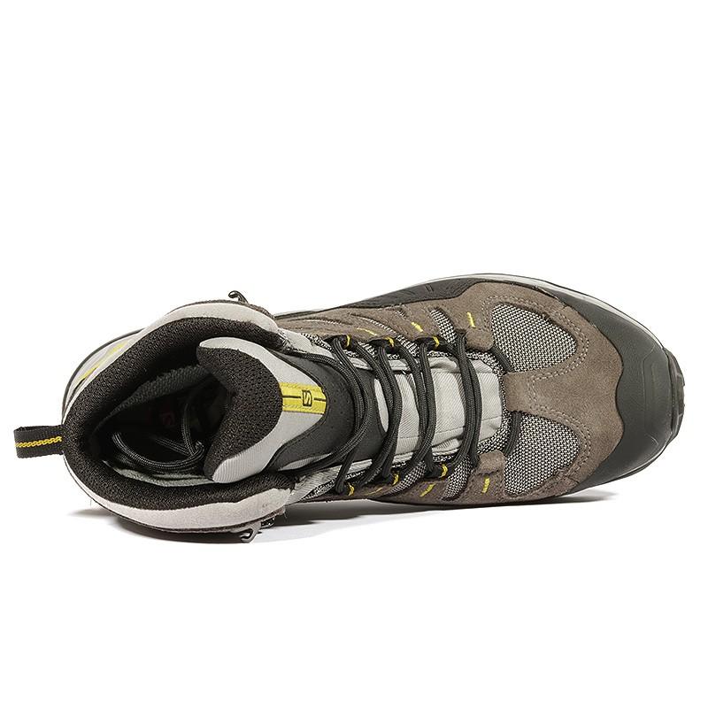 Conquest Gore Tex Chaussures Randonnée Homme Noir