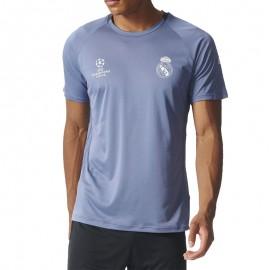 Real Madrid Maillot Football Homme Bleu