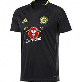 Chelsea Maillot Football Homme Noir