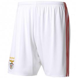 Benfica Lisbonne Short Football Homme Blanc