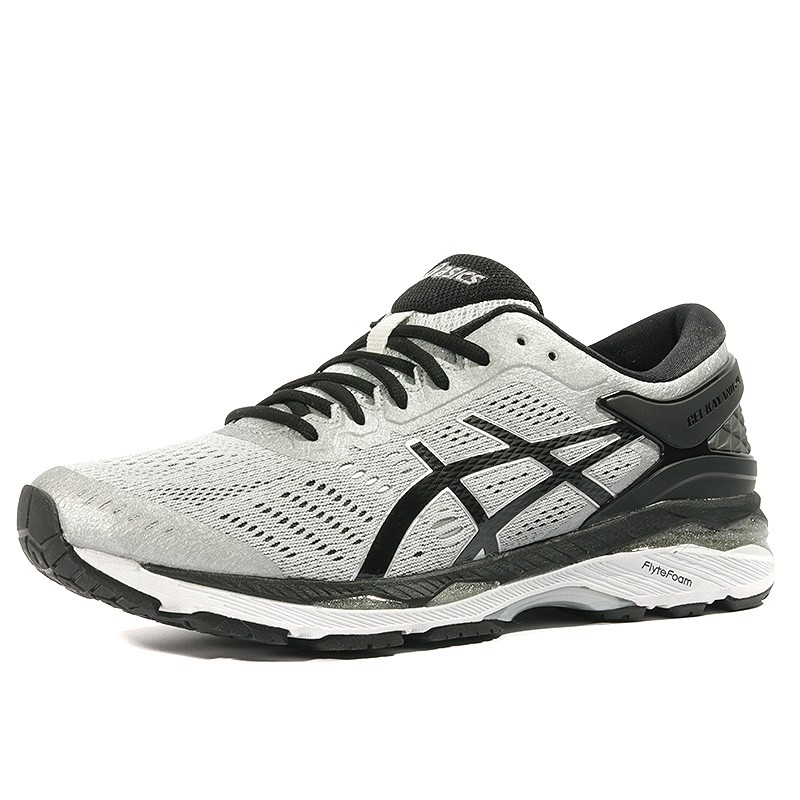 Homme Chaussures Gel Kayano 24 Gris Running fYb76gvyI