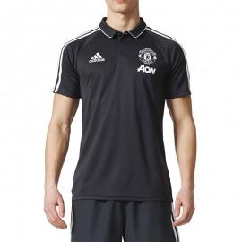 Manchester Maillot Football Homme Noir
