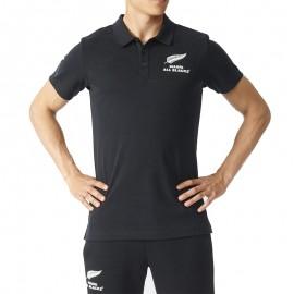 All Blacks Maori Polo Rugby Homme Noir