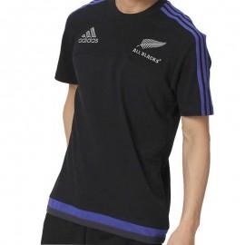 All Blacks Tee-shirt Rugby Homme Noir