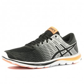 Gel Super J33 2 Chaussures Running Homme Noir