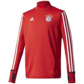 Bayern de Munich Sweat Football Garçon Rouge
