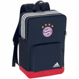 Bayern de Munich Homme Sac à dos  Football Marine