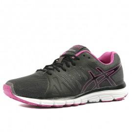 Gel Elate TR Femme Chaussures Running Gris