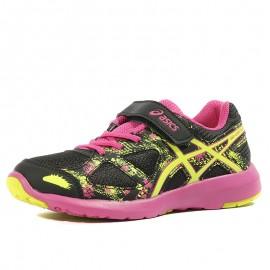 Gel LightPlay 3 PS Fille Chaussures Running Noir