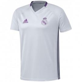 Real Madrid Garçon Maillot Football Blanc