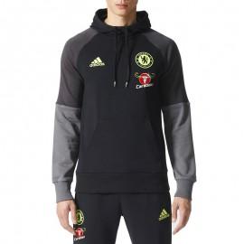 Chelsea Homme Sweat Football Noir