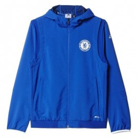 Chelsea Garçon Veste  Football Bleu