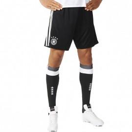 Allemagne Homme Short Football Noir
