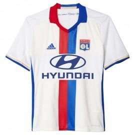 Olympique Lyonnais Garçon Maillot Football Blanc