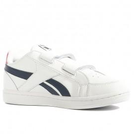 Royal Prime Garçon Chaussures Blanc