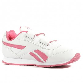 Royal Classic Jogger 2 2V Fille Chaussures Blanc