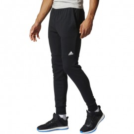 Pantalon Molleton Homme Noir