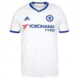 Chelsea Garçon Maillot Football Blanc