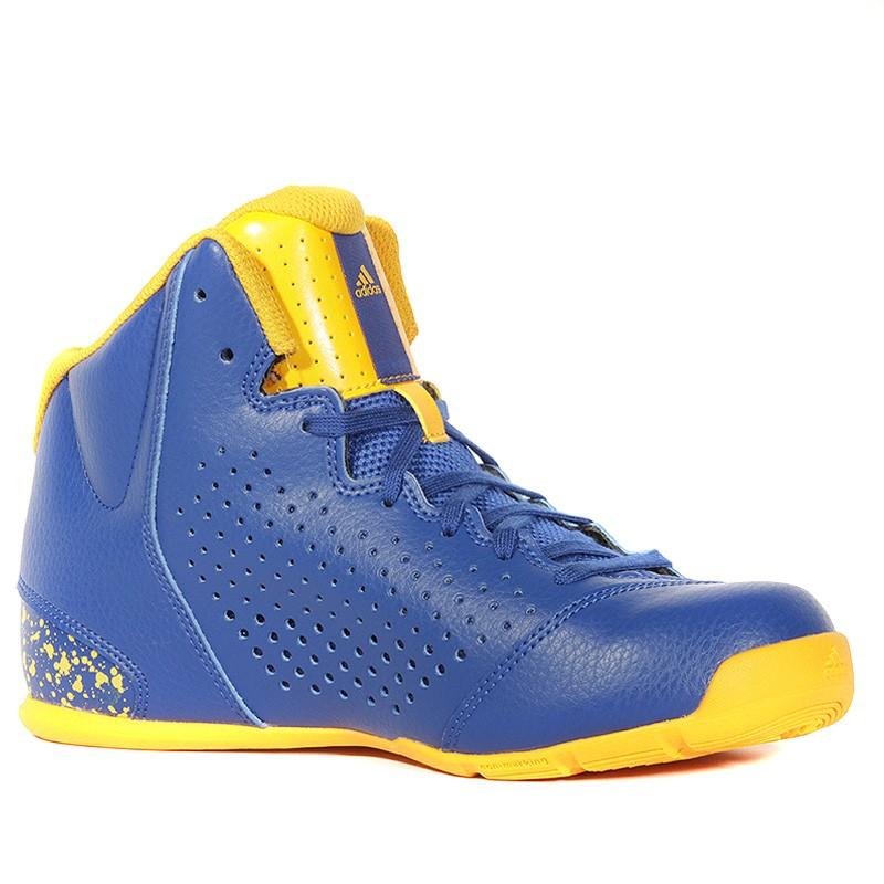 Next Level Speed IV NBA Garçon Chaussures Basketball Bleu