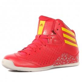 Next Level Speed IV NBA Garçon Chaussures Basketball Rouge