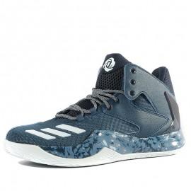 Derrick Rose 773 Homme Chaussures Basketball Bleu