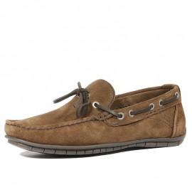 Klever Homme Chaussures Bateau Marron
