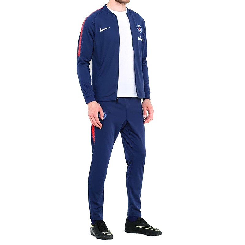 Marine Survêtement Bleu Psg 17 Homme 18 Football FSxvYqw
