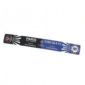 Echarpe PSG Ligue des Champions Football