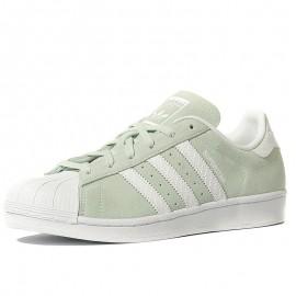 Superstar Homme Chaussures Vert