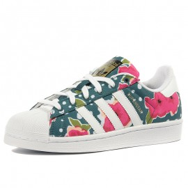 Superstar Fille Chaussures Rose