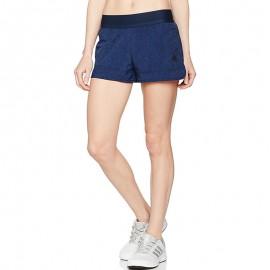 Moonwash Femme Short Sport Marine