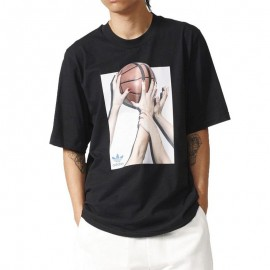 NYC Gallery Homme Tee-shirt Noir