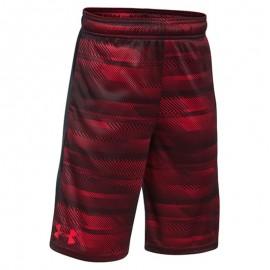 Sport Garçon Short Rouge