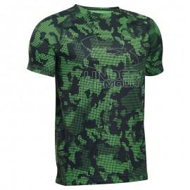 Big Logo Garçon Tee shirt Sport Vert