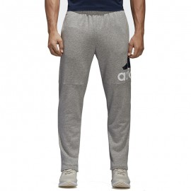 Pantalon Homme Molleton  Gris