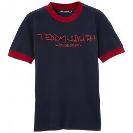 Ticlass 3 Garçon Tee-shirt Marine