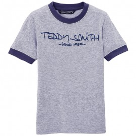 Ticlass 3 Garçon Tee-shirt Gris