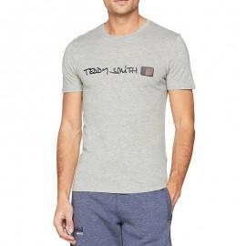 Tclip Homme Tee-shirt Gris
