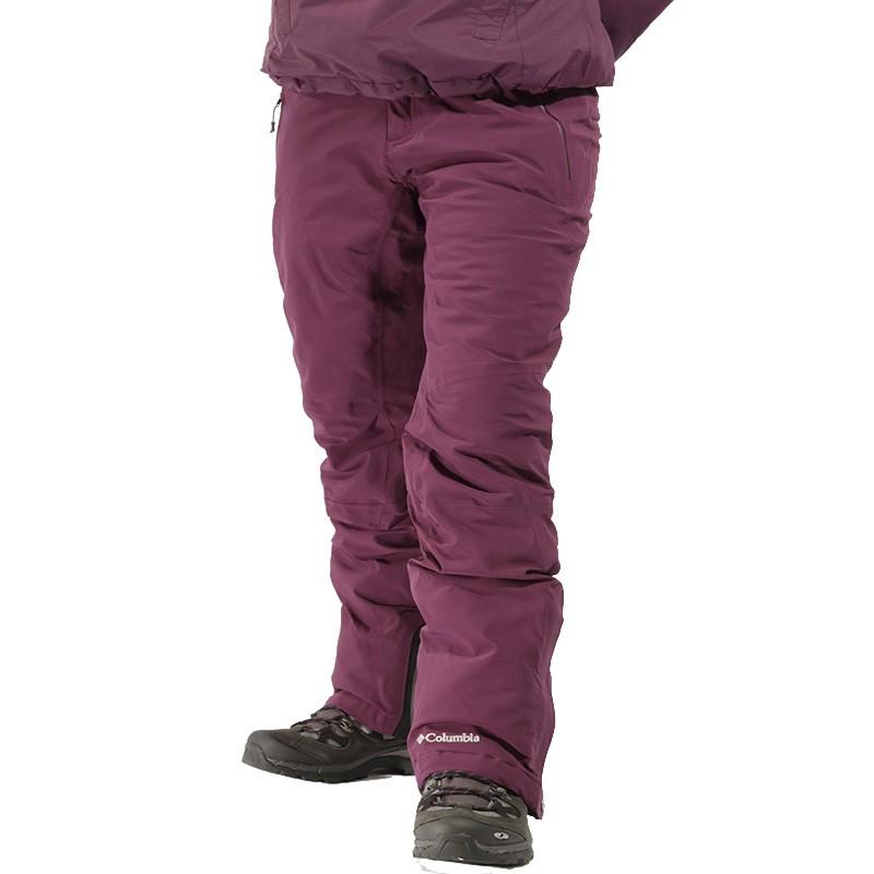 Bordeaux Blur Millenium Femme Ii Ski Pantalon zXBqdBxv