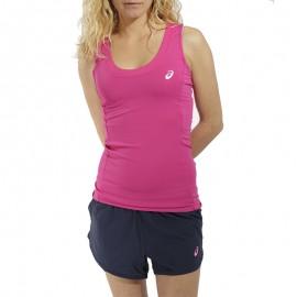 Club Tank Femme Debardeur Tennis Rose